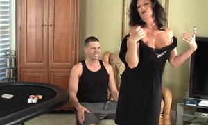 Sexy housewife best creampie