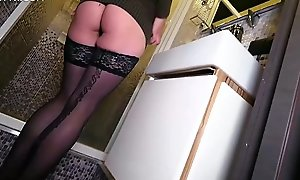 Housewife is an anal nympho (with Erika Korti)