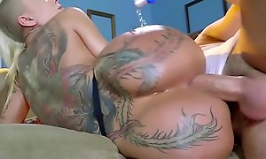 Brazzers - Big Wet Butts - ( Bella Bellz ), (Preston Parker) - Pantyhose Anal Ho